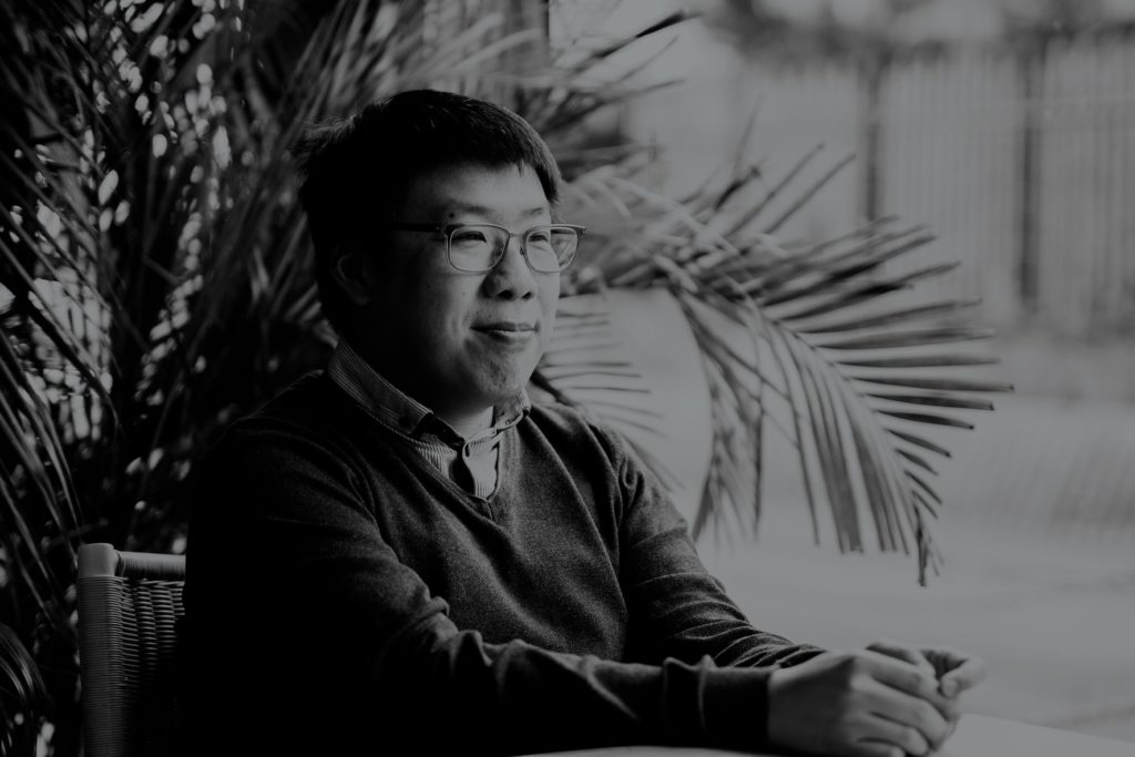 Keith Tam portrait